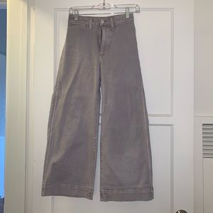 Madewell Super Flares